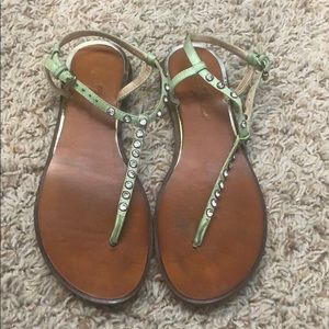 Sandals 7 for all man kind